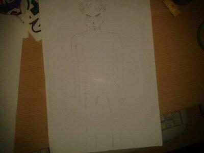 Body drawing by Tenaciousspirit