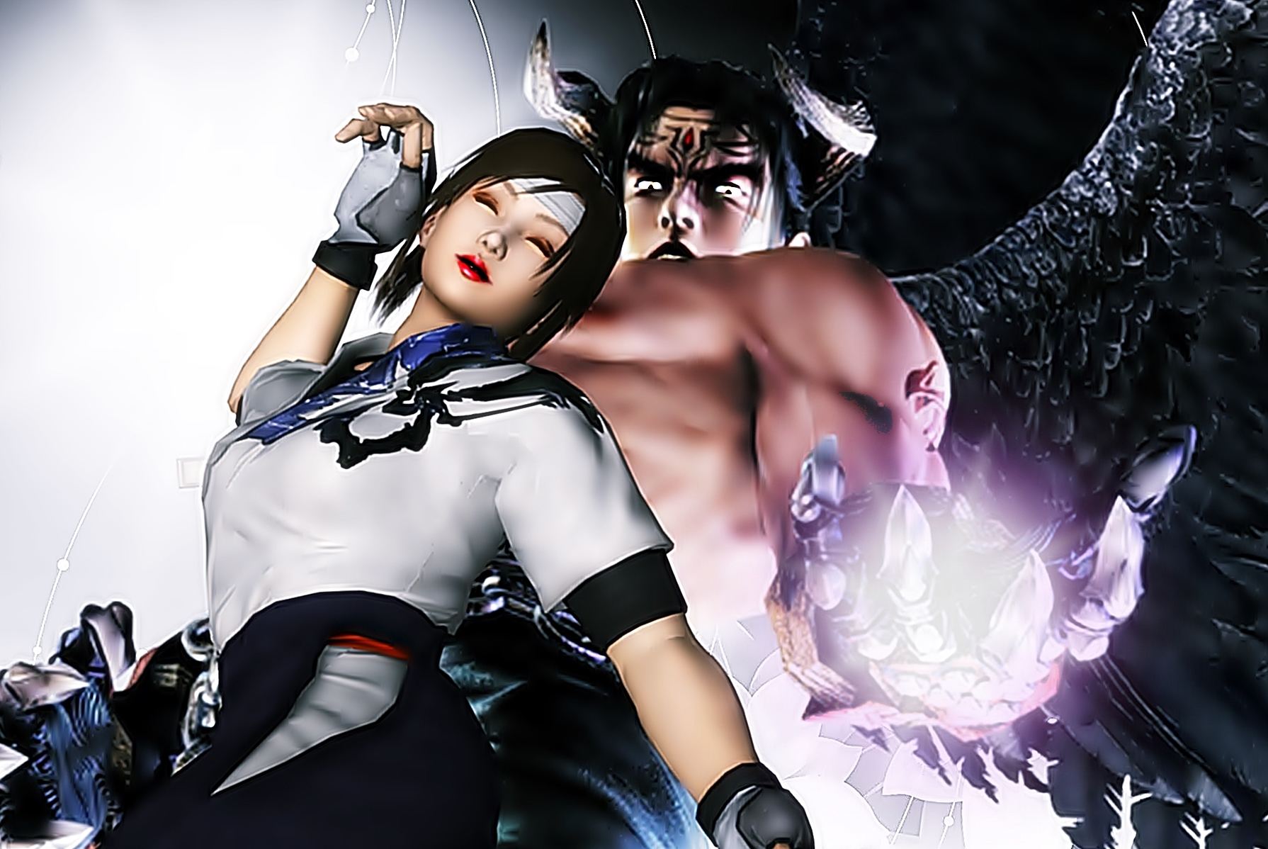 jun and asuka relationship test