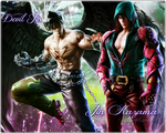 Devil Jin and Jin kazama T7 Wallpaper