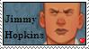 Jimmy Hopkins Stamp by Aqua-Shadow-Leaf