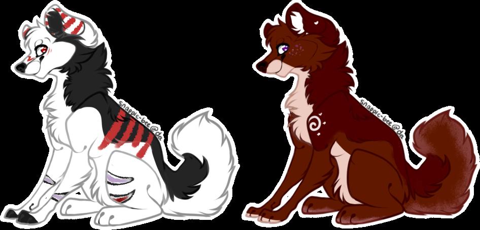 Canine Adoptables #3 : OTA by CylaDavenport