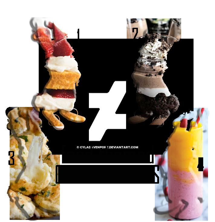 Gem Hopper Batch - Food Themed! [3/4 OPEN!] by CylaDavenport