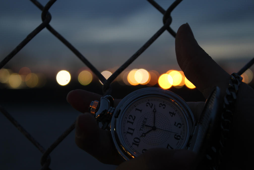 Watch the Clock by H-Everybody-Lies--MD