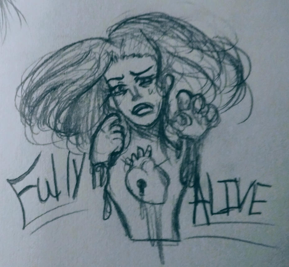 Fully Alive by DootDoo