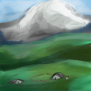 Mountain Hamlet