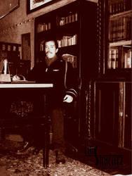 Scientist General Mercer by ixil