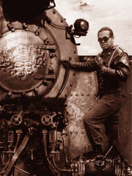 Mechanics Chief Captain by ixil
