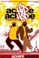Battle acHIPe acHOPe by fukeeflex