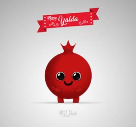 Merry Yalda by MRJelveh