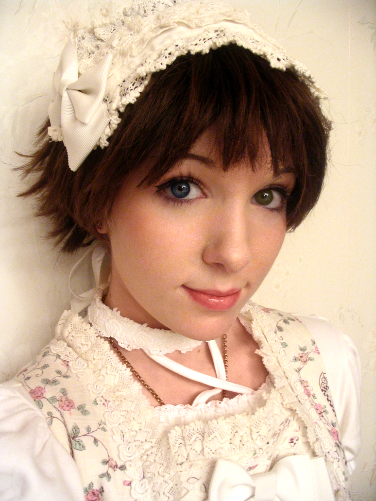 .:: classiclolita portrait ::. by aestivus