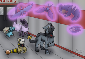 Iron Defense OP#2: They didn't even stand a chance by LuckyLeafeonX