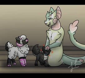 BWA Mission#1 P2: Pet Advice by LuckyLeafeonX