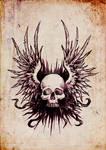 Skull Angel