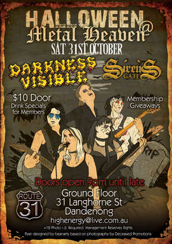 Darkness Visible Halloween 09