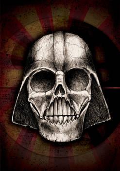 Death Vader Skull