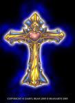 Celtic Cross by beanarts