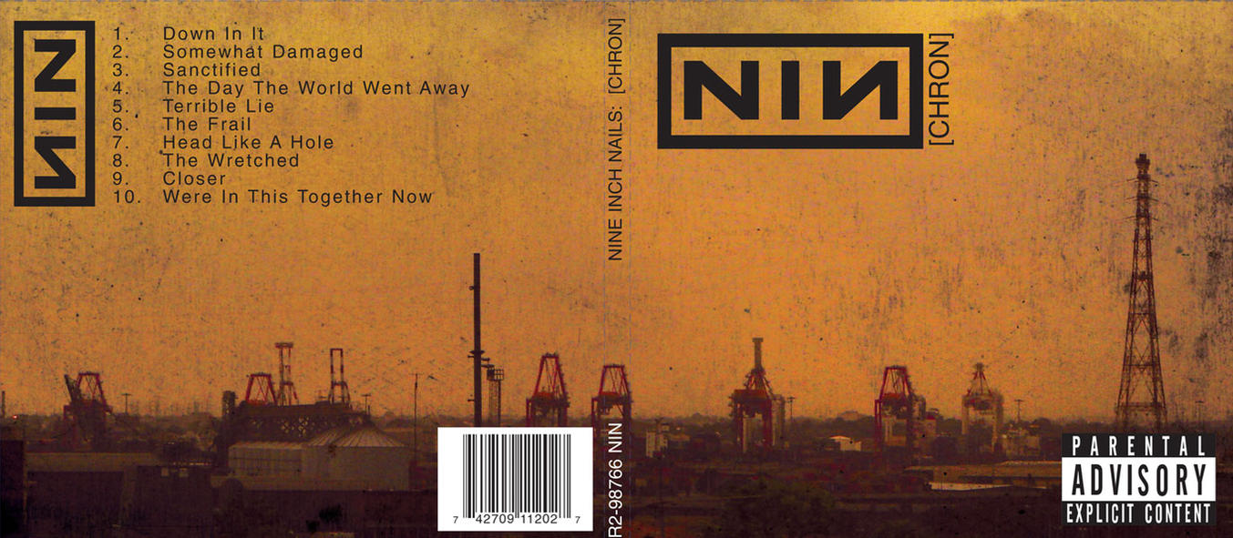 TAFE - Nine Inch Nails cover 1 by beanarts on DeviantArt
