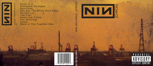 TAFE - Nine Inch Nails cover 1