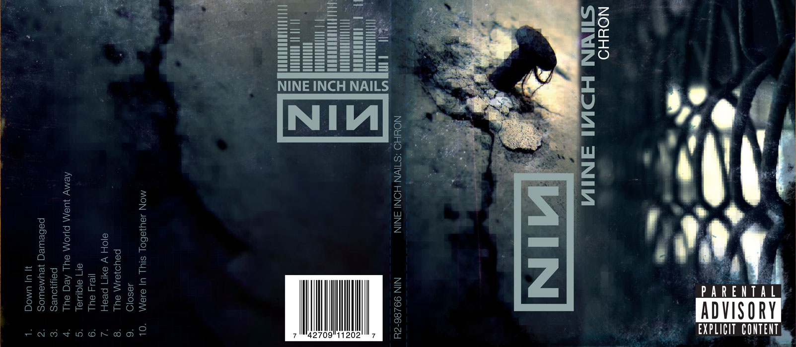 TAFE - Nine Inch Nails cover 2 by beanarts on DeviantArt