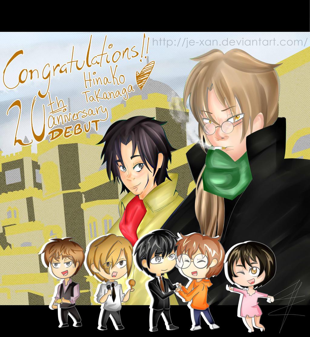 koi suru boukun (Congratulations sensei debut) by je-xan ...