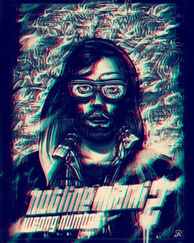 hotline Miami 2 reworked in 3d