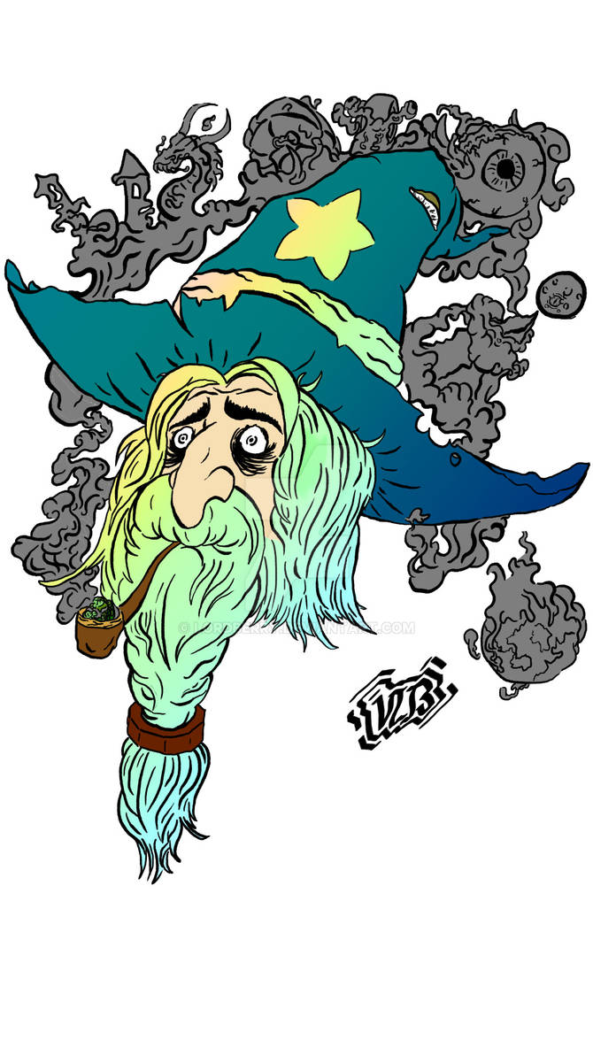 Mike the Stoned Wizard
