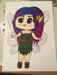 Fairy by CraftedByColette