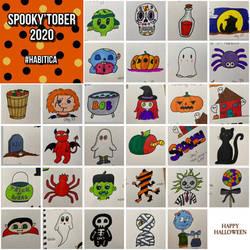 Spookytober