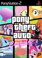 Pony Theft Auto: Canterlot by Xexyz128