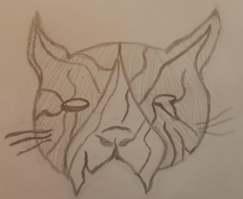 Cat Mask by GraveNoX