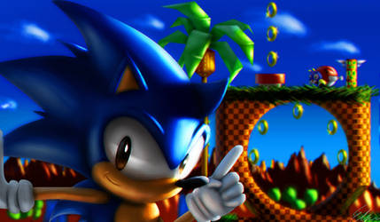 Sonic's Green Hill