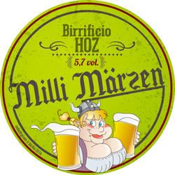 Etichetta per una birra artigianale Vichinga by euriante
