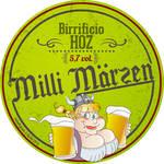 Etichetta per una birra artigianale Vichinga