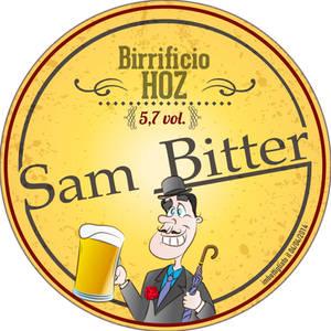 Etichetta per una birra artigianale English