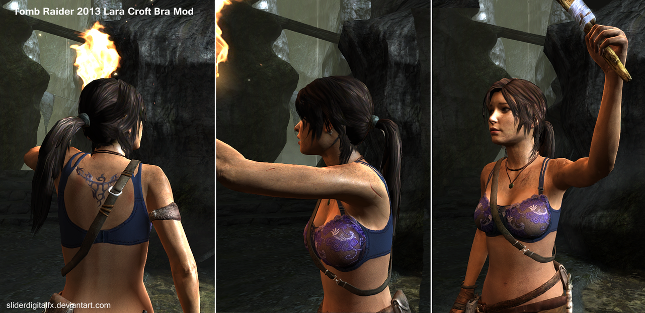 Tomb raider underworld bigger boivs mod sexy movies