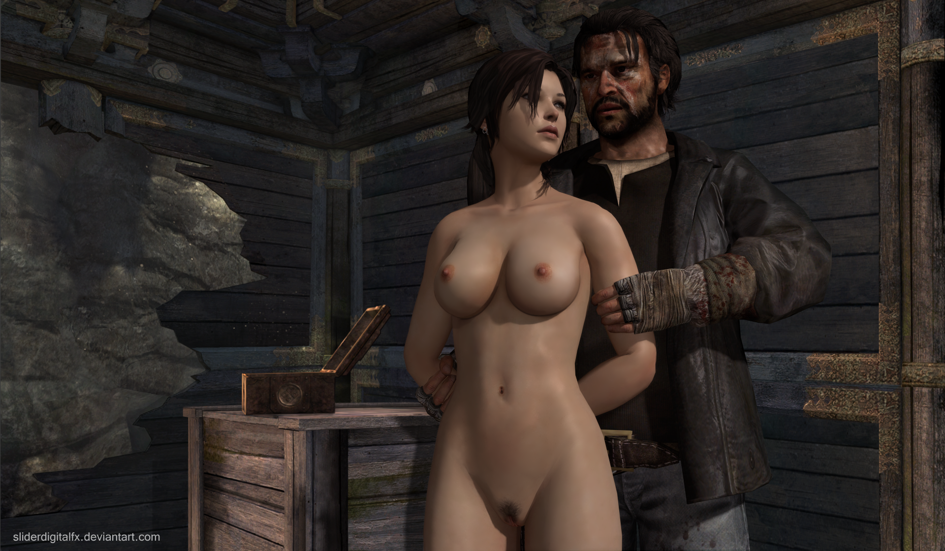 tomb raider underworld naked mod