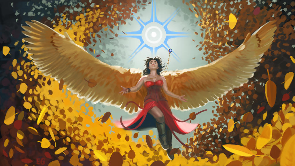 Aspen Angel by entroz