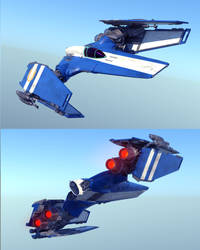 Karath Class Intercepter by entroz