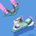 Lil Shuttlecraft