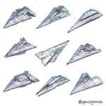 Star Destroyers - Series 1