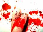 Finger food. by Mr-Sarcasm