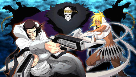 The Three Espada by Hado-Sho-Ryu-Ken