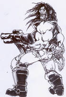 Lobo gone mad by rottenband