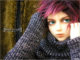 Phillipe - Green Eyes 2 by delacroixian
