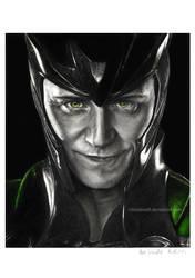 Loki by Pencil-Stencil
