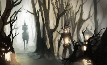 Darkwoods by Sirgurra