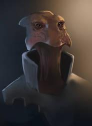 Alien Face