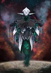 God of Vigilance by Sirgurra