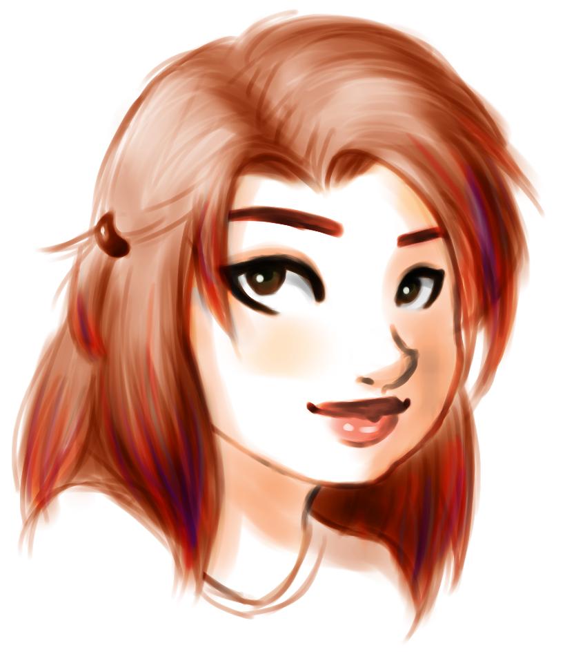 Do girls like red hair