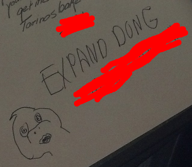 Expand Dong: The Crappy Drawing